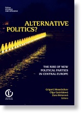 Alternative Politics? The Rise of New Political Parties in Central Europe