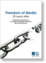 Freedom of Media 25 Years After