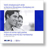Voters of center-right parties in Slovakia and the EU membership